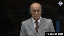 Dragomir Andan u sudnici 6. lipnja 2014.