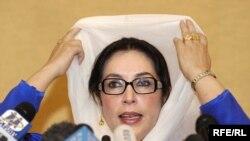 بوتو:«آرزوی من هم اين است تا بتوانم آينده بهتری برای مردم پاکستان بوجود بياورم.»