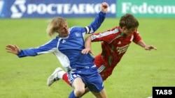 """Футбол, чемпионат России. """"Локомотив"""" - """"Крылья Советов"""", 2006 г"""