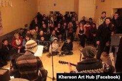 Музичний вечір у Kherson Art Hub