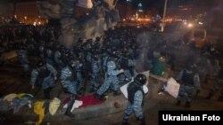 Розгін Майдану в Києві, 30 листопада 2013 року