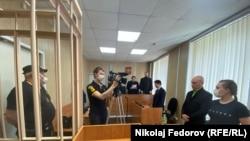 Денис Вилков в суде