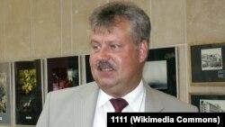 Посол Латвии в Азербайджане Хардий Бауманис. Архивное фото