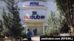 """Офис авиакомпании """"FlyDubai"""" в Ашхабаде"""