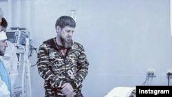 """Нохчийчоь -- некъан бохамехь лазийна """"патриот"""" а, цунна тIехIотта веана Кадыров а"""