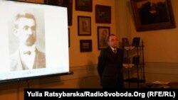 Юрій Пахоменков розповідає про Івана Трубу