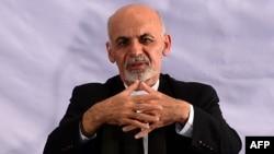 Աֆղանստանի նորընտիր նախագահ Աշրաֆ Ղանի, սեպտեմբեր, 2014թ․