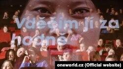 Робота, як головна тема кінофестивалю «Один світ» у Празі, 12 березня 2014 року