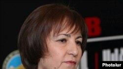 Начальник Государственной службы занятости Сона Арутюнян