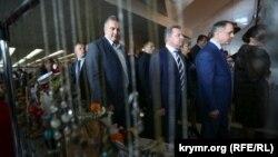 Нынешние руководители Крыма. Иллюстративное фото
