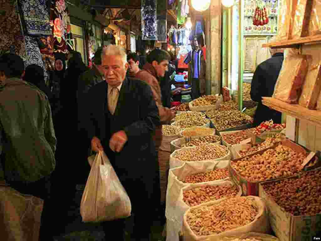 بازار تهران. عکس از مهر