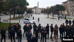 12 январь кунги худкуш ҳужум Истанбулнинг Султонаҳмад майдонида амалга оширилганди.