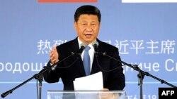 Кинескиот претседател Кси Џинпинг