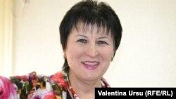 Ana Gutu, prorector al Universităţii Libere Internaţionale din Moldova