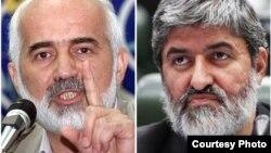 علی مطهری و احمد توکلی از اظهارات وزیر اطلاعات انتقاد کرده اند.