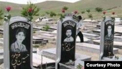 2006-cı ilin may hadisələri zamanı Sulduz şəhərində qətlə yetirilənlərin məzarları