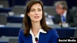 Мария Габриэль, ЕО-ның цифрлық экономика және қоғам бойынша комиссары.