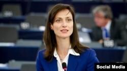 Komisionarja evropiane për ekonominë digjitale Mariya Gabriel