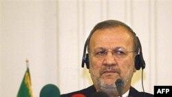 وزير امور خارجه ايران، گفت که ايران با هدف کمک به ثبات و امنيت عراق، با آمريکا مذاکره می کند.