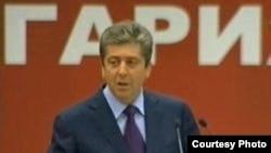 Bulgaria - Ghirghi Parvanov, president, undated