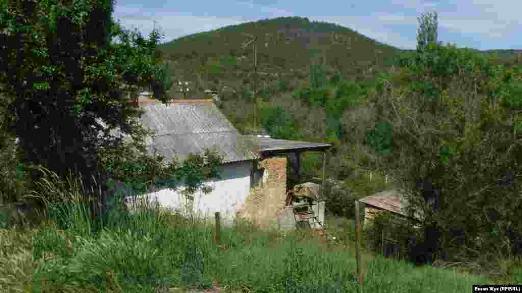 Живописный сельский домик