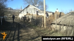 Տեսարան Հովք գյուղից
