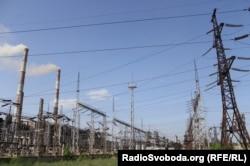 Луганская тепловая электростанция, 26 мая 2015 года