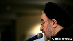 محمد خاتمی، رئیس جمهور پیشین ایران