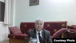 Франция қазағы Абдулсамет Алтай