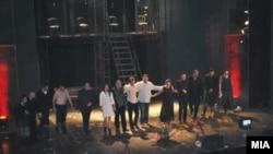 Драмски Театар – Хамлет на Охридско Лето