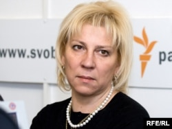 Елена Лукьянова, член Общественной палаты России.