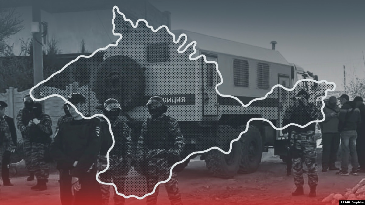 «В Крыму нет свободы»: доклад Human Rights Watch и нарушения прав человека на полуострове