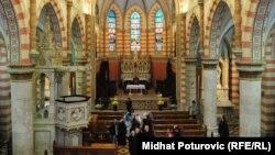 Katedrala Srca Isusova u Sarajevu
