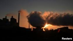 Ndotja e ajrit nga termocentralet në afërsi të Obiliqit