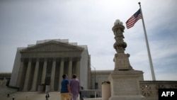 دیوان عالی آمریکا -واشینگتن دی سی