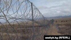 Кыргыз-казак чек арасы. 22-март, 2013-жыл
