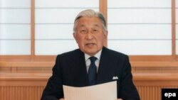 Perandori japonez, Akihito
