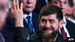 Рамзан Кадиров, прокремлівський керівник Чечні