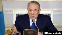 Қазақстан президенті Нұрсұлтан Назарбаев. Астана, 18 қараша 2015 жыл.
