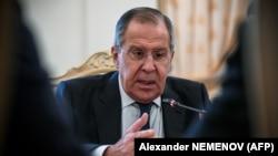 Ministri i Jashtëm rus, Sergei Lavrov, foto nga arkivi