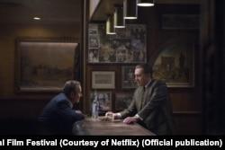 Кадр з фільму «Ірляндзец»
