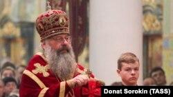 Metropolitan Kirill of Yekaterinburg (file photo)