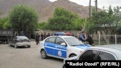 Таджикское приграничное село Кожо-Аъло.