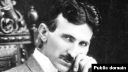 Никола Тесла. Инженер и изобретатель (1856 - 1943).
