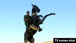 Türkmenistanyň prezidenti Gurbanguly Berdimuhamedow