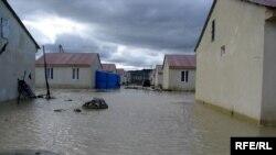 Проливные дожди в других частях Восточной Грузии, к счастью, к жертвам не привели