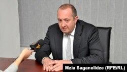 Один из кандидатов Георгий Маргвелашвили