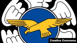 Официальная эмблема ВВС Финляндии. Без свастики