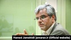 محمود صادقی، نماینده تهران