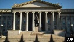 مبنى وزارة الخزانة الاميركية في واشنطن